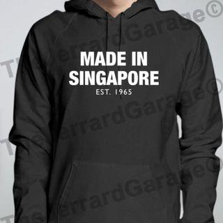 Made In Singapore Hoodie