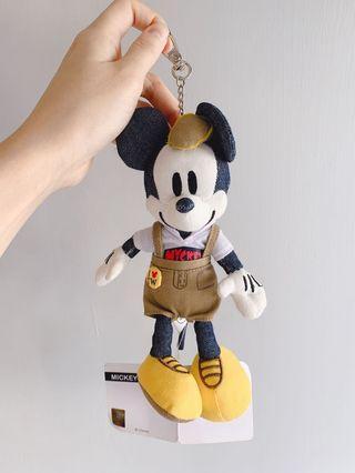 Disney Mickey Keychain plush