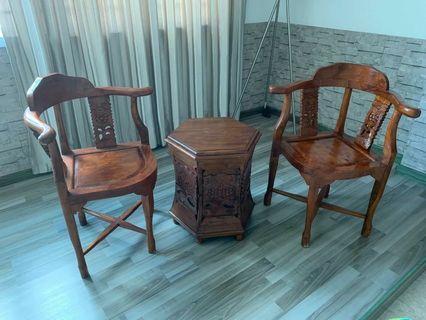 Tea table (Antique & Unique) @$280 Set