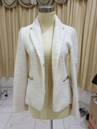 Zara winter coat xs