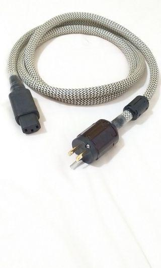 AC Power Cord - JAPAN Cable - US plug
