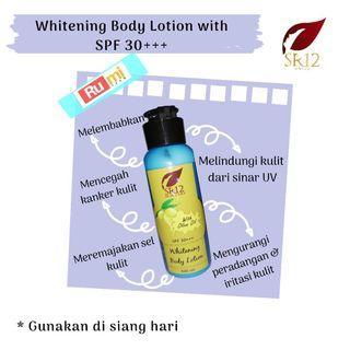 Body lotion Sr12 herbal