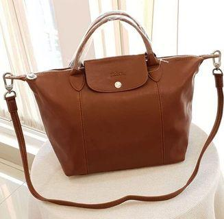 Longchamp Cuir Bag
