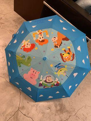 Disney Pixar umbrella 迪士尼雨傘