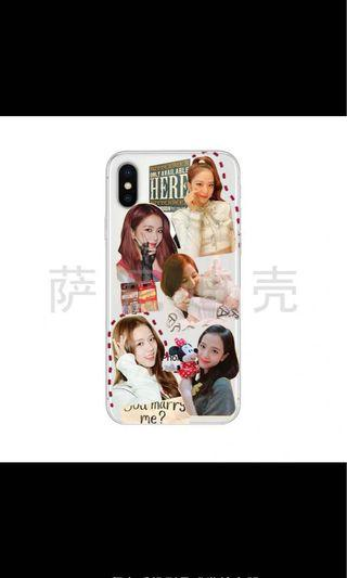 Blackpink JISOO custom phone case