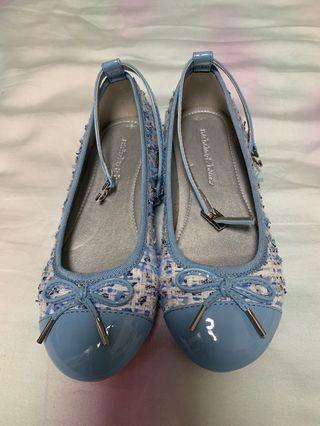 Nicholas Bear Girl Shoes Size 31