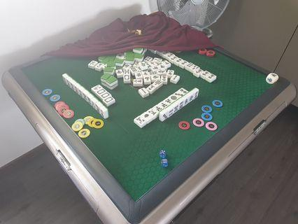 🚚 Automatic Mahjong Table