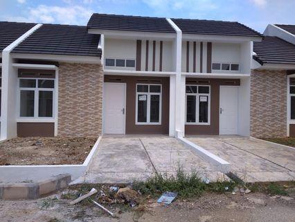 Rumah 3 juta All in dekat stasiun cilebut