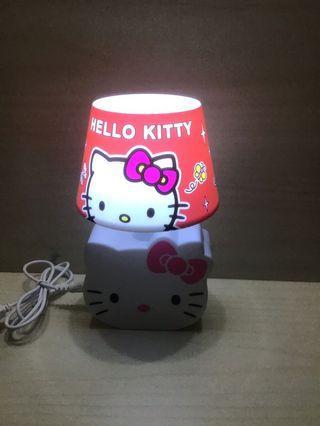 kitty 7彩+白燈 小夜燈