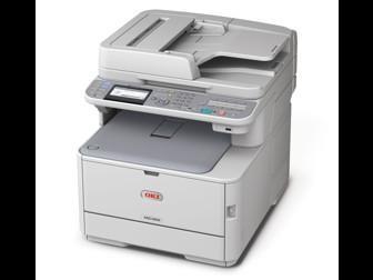 Oki 362 Multi Function Colour Laser Printer