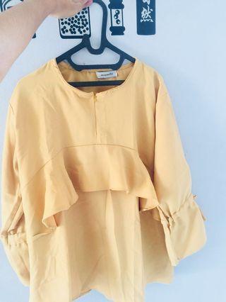 #BAPAU blouse mayoutfit