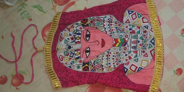 Pink hot Cleopatra