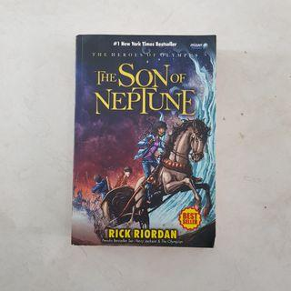 Son of Neptune - Rick Riordan