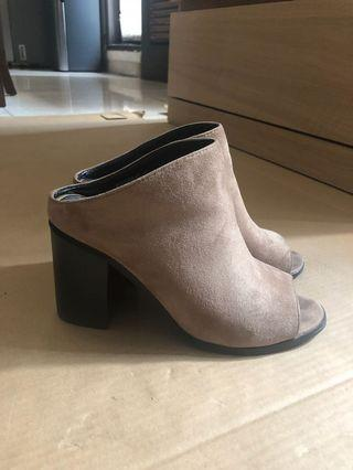 Something Borrowed ZALORA Mules