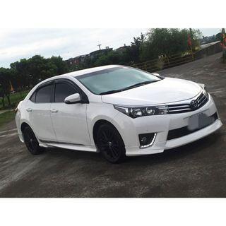 2013豐田ATLIS 2.0