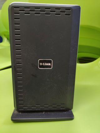 🎇❴清倉價❵ 85%新 D-Link Router