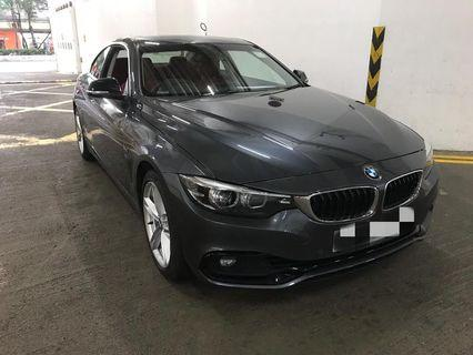 BMW 420i Coupe 2017