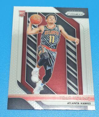*RC* Trae Young Panini Prizm 2018-19 Base card