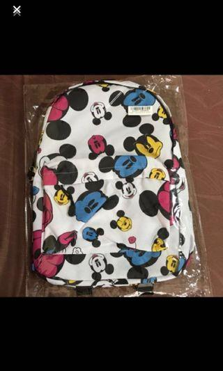 🚚 NEW Authentic  Disney Backpack white Colour
