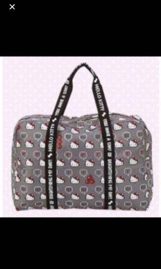 Authentic Hello Kitty Boston Bag