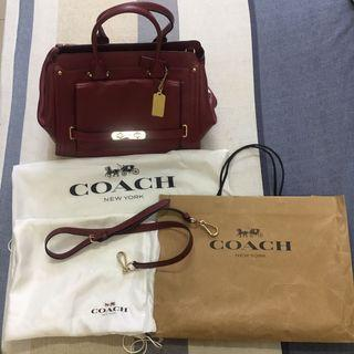 COACH use like new 98% from shop