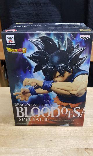 日版龍珠模型 Dragon Ball Super Blood of Saiyans special 2