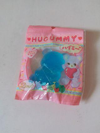 Hugummy bear jelly squsihy 熊仔軟軟