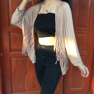 Brown Bohemian Outer
