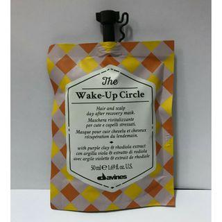 DAVINES THE WAKE-UP CIRCLE recovery mask 50ml (重新煥發髮膜)