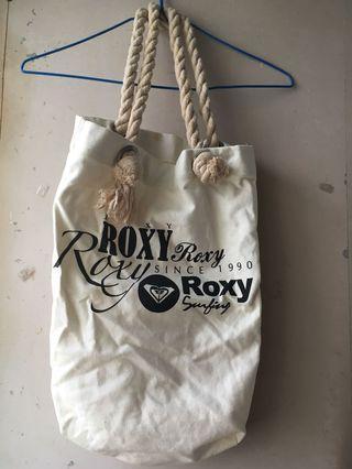 Roxy 帆布袋