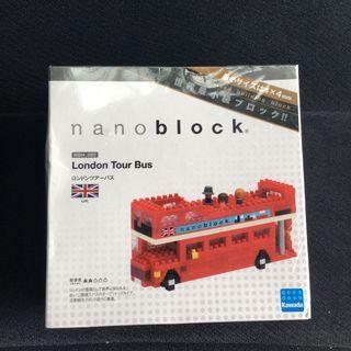 Nanoblock London Tour Bus #CarousellFaster