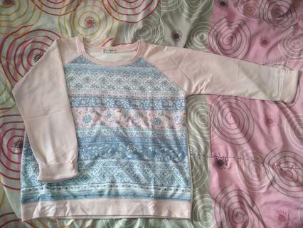 Sweater nevada soft pink