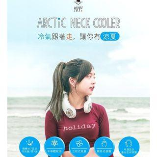 Wudi IDI - Arctic🔋 Neck Cooler / 黑科技非一般掛頸風扇熱