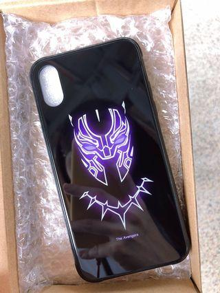 Luminous glow in the dark iPhone casing