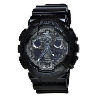 🚚 Casio G-Shock GA100CF-1A