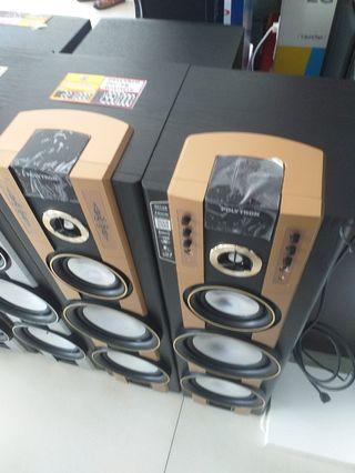 Audio speaker bisa credit cepat dan mudah