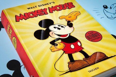 TASCHEN Disney 米奇老鼠Mickey Mouse Book 藝術書