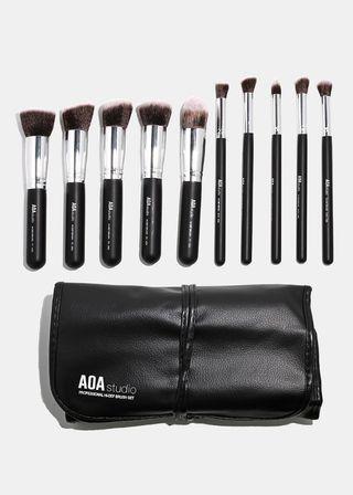Shop Miss A AOA  10-Piece Hi-Def Brush Set