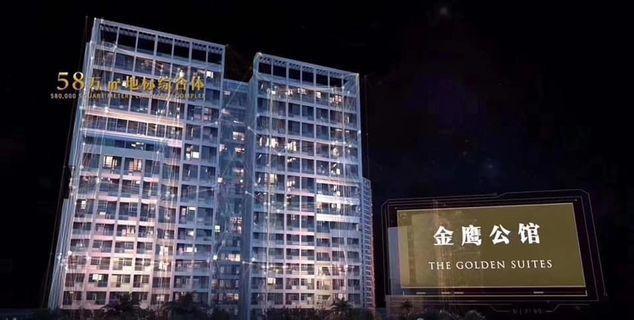 中山金融商務區,准現樓發售豪裝交房