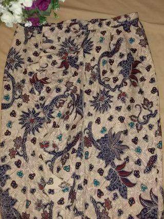 Rok batik