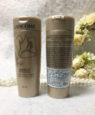 LANCOME 蘭蔻 絕對完美極緻活化柔膚露50ml (限量大瓶裝) $360