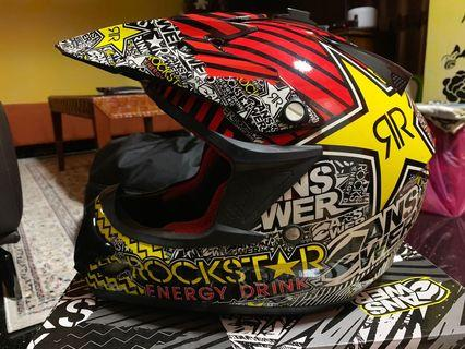 Answer Rockstar Helmet (Full face) Size S