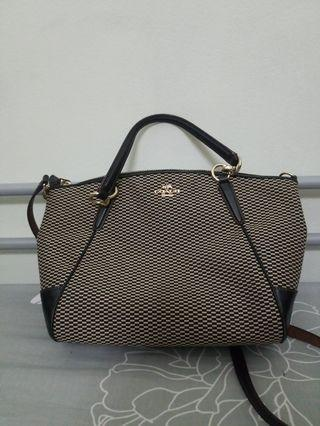 Coach bag, from Japan