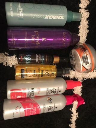 Hair care comment prices