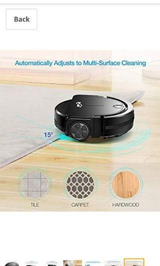(3B049)Housmile Ecan Vacuum Robotic Cleaner