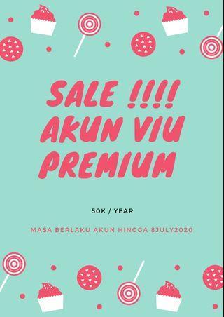 Akun Viu Premium