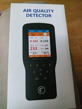 Air quality detector