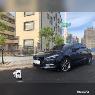 2017年  Mazda 3  頂級 2.0  粉專優惠中 請洽Ken小弟車庫