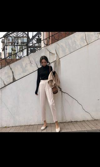 [Brand New] Khaki Formal Pants