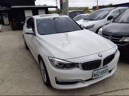 2014年  BMW  320GT 2.0 Sport-Line